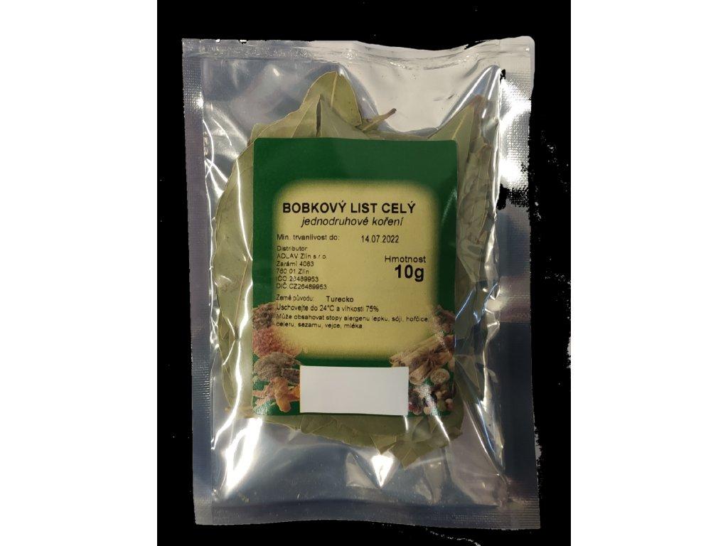 Adlav Bobkový list celý 10 g