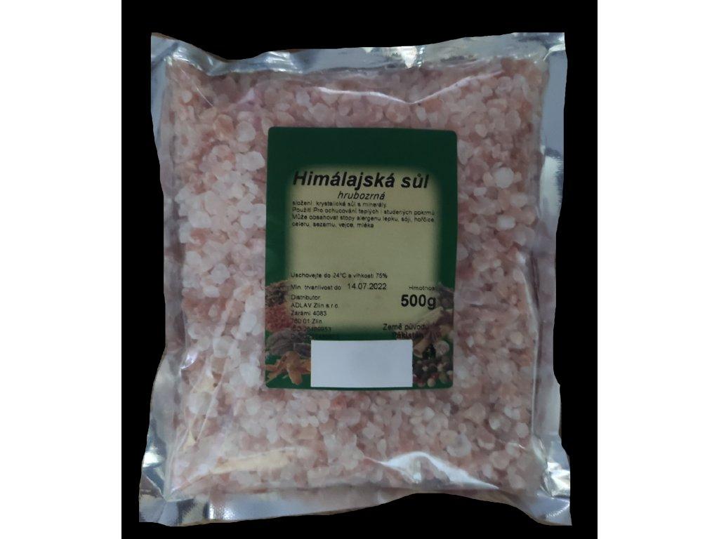 Himálajská sůl 500 g
