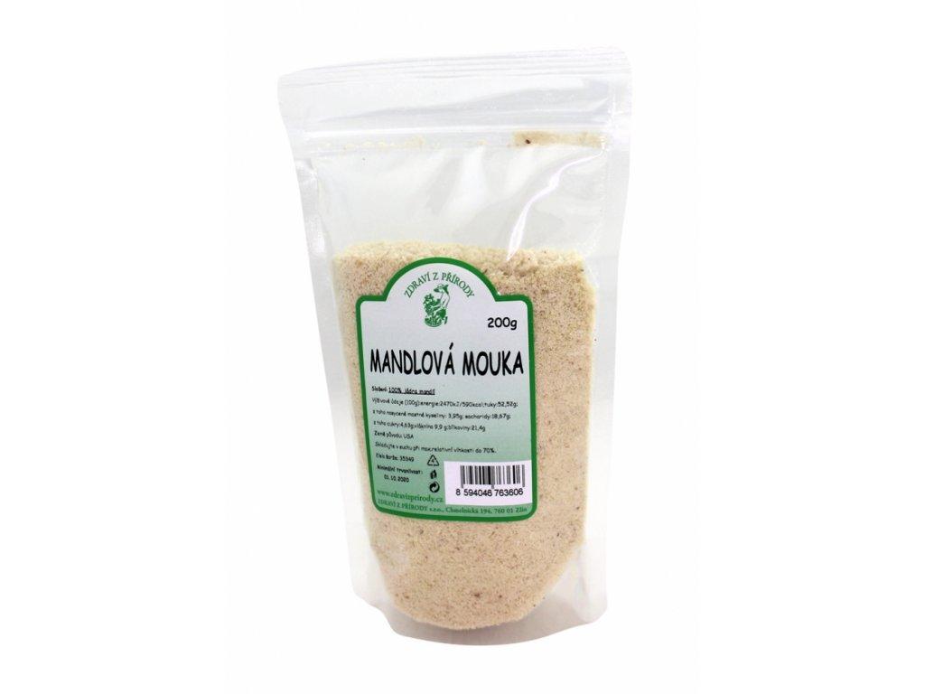 Mouka mandlová 200 g