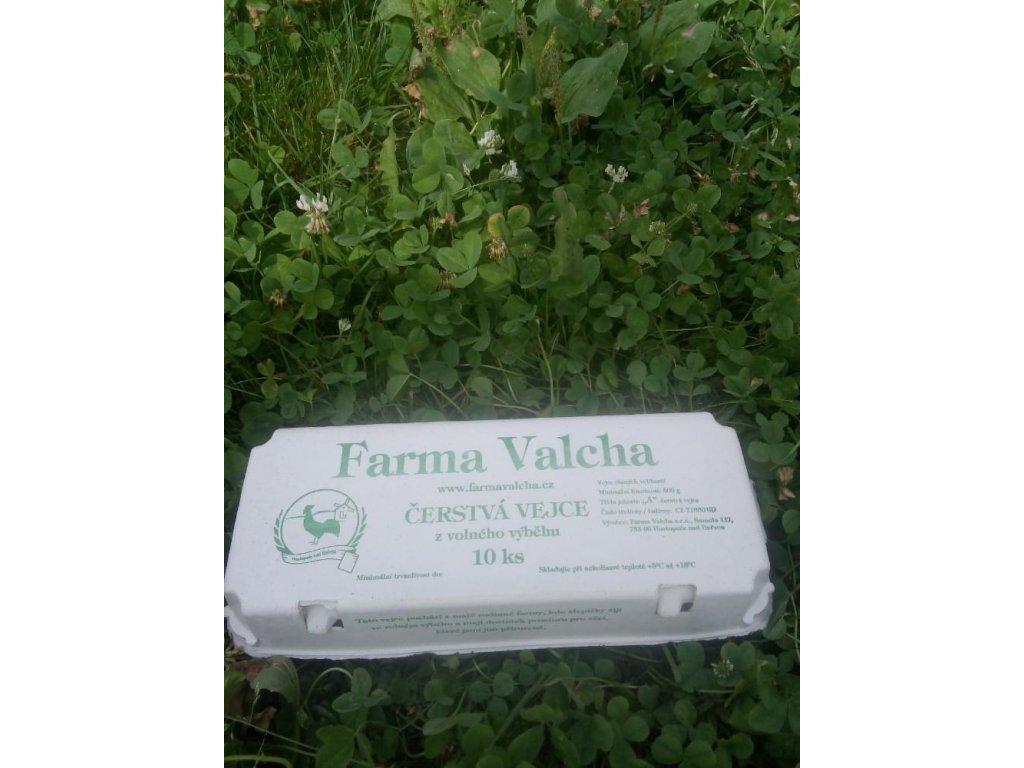 Farma Valcha krabička 10ks