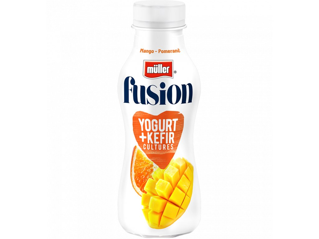 Fusion napoj 3D Mango Pomeranc 924x976
