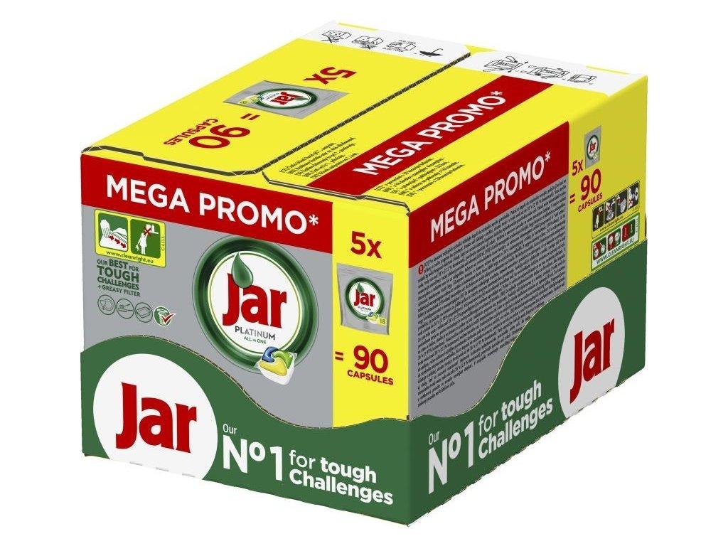 Jar Platinum all in one kapsle box 90 ks