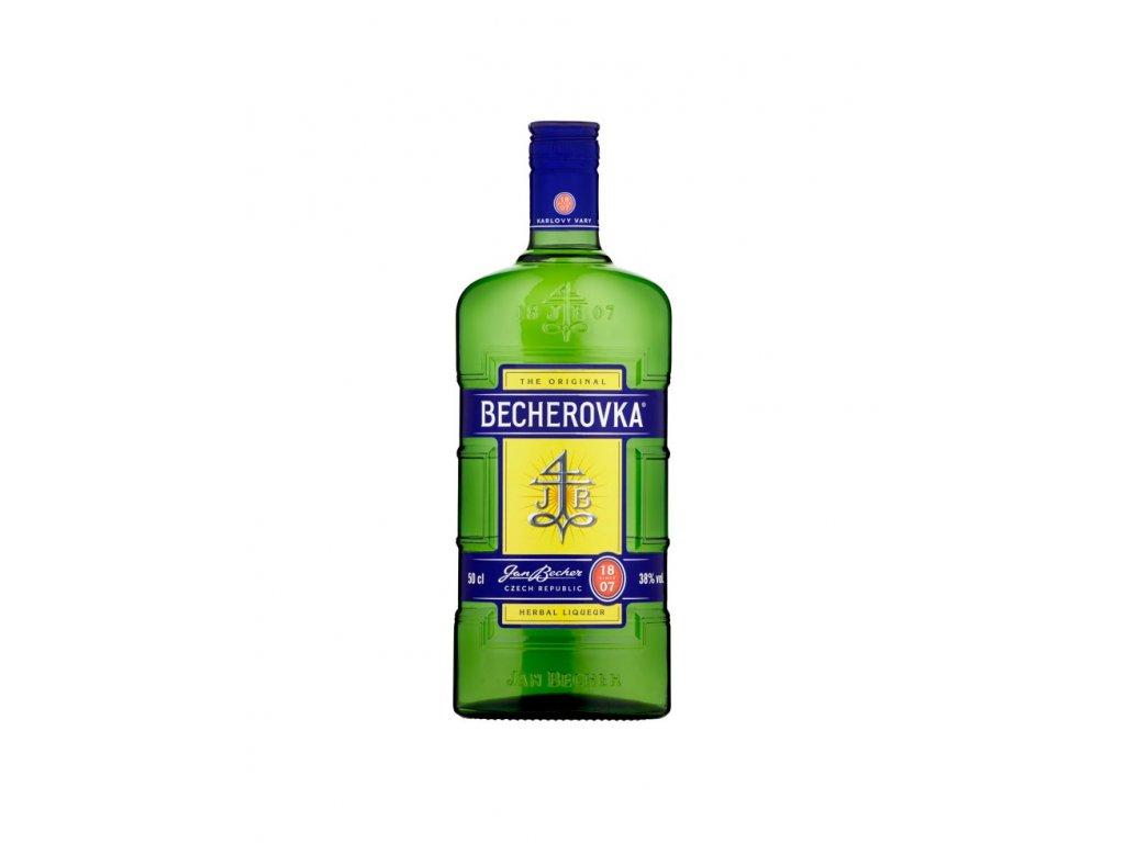 Becherovka Original 38% 0,5 l