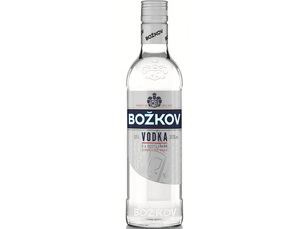 bozkov vodka 0,5l