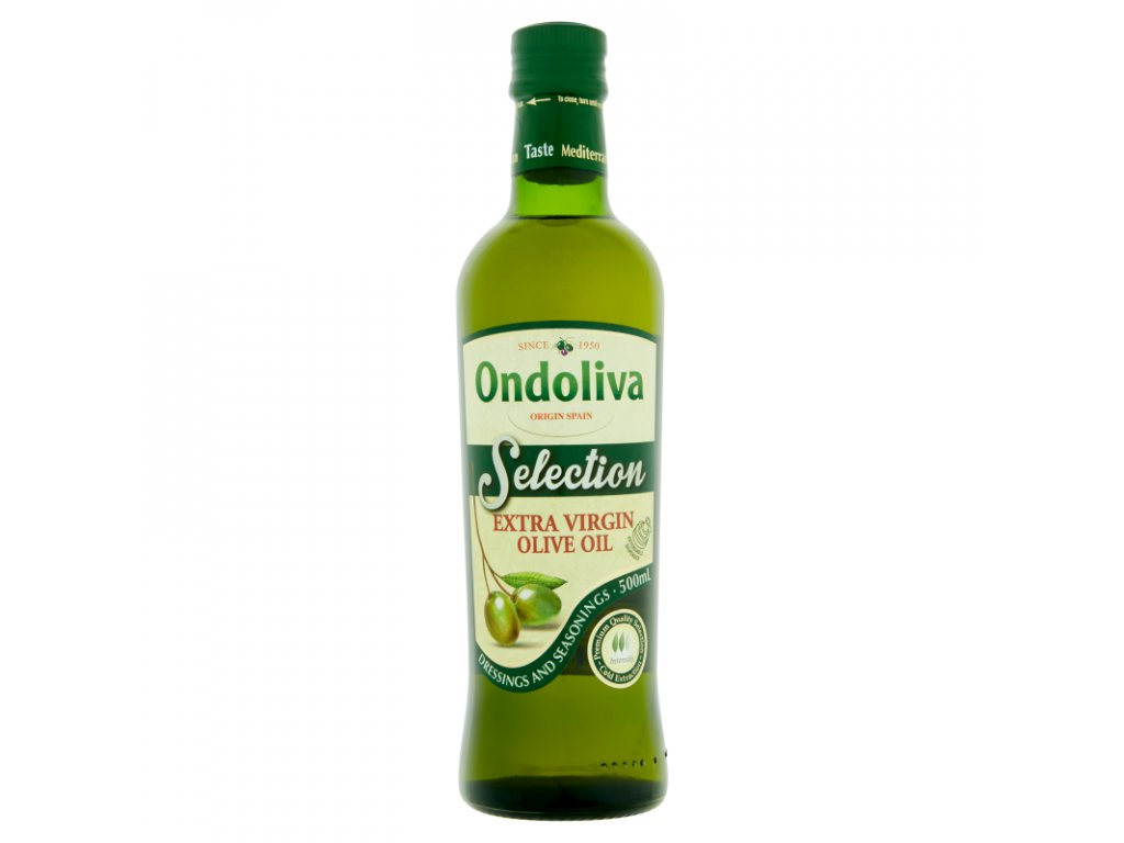8423243941732 Ondoliva Selection extra panenský olivový olej 500 T1 300