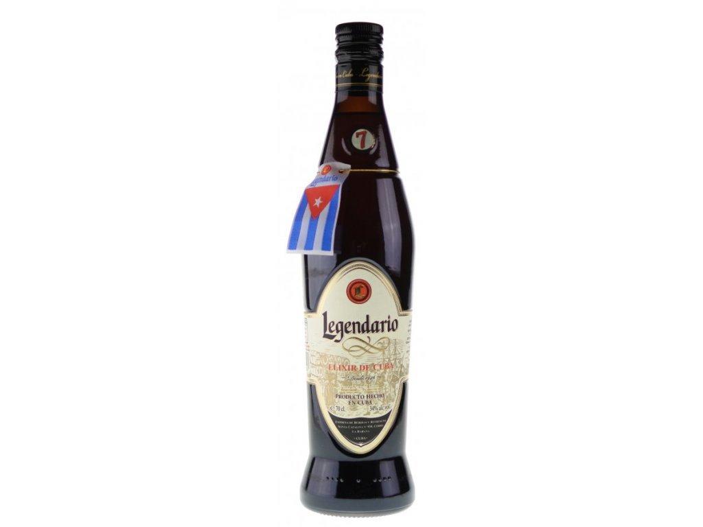 3463 rum legendario 7yo elixir de cuba 0 7 l