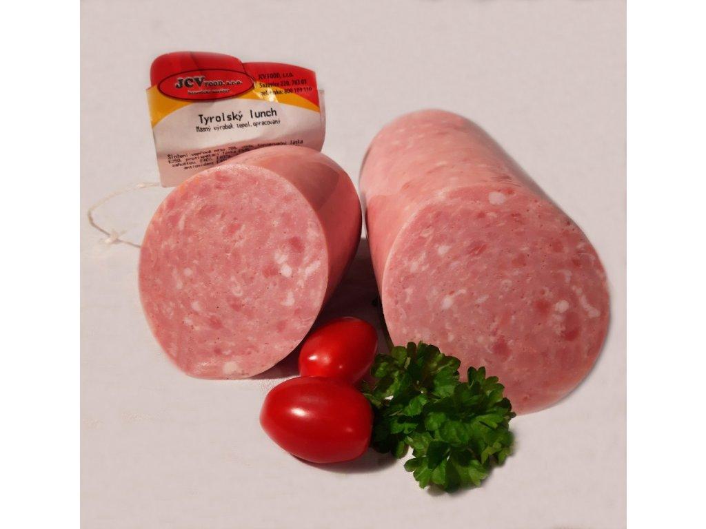 Tyrolský lunch
