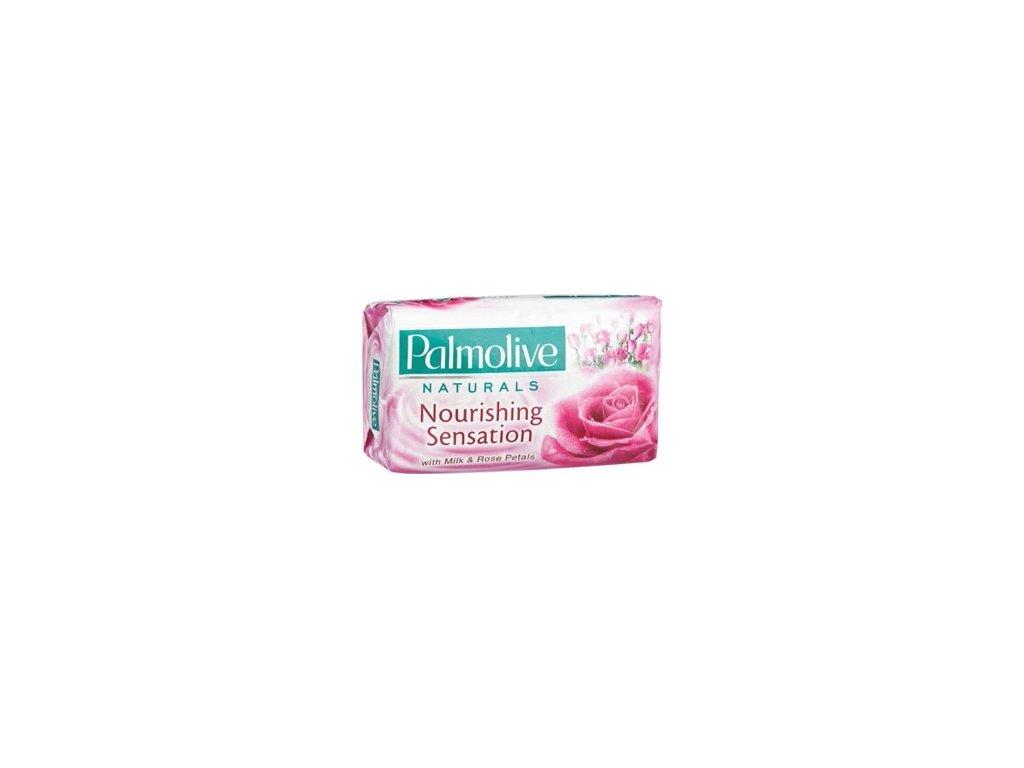 Palmolive Milk&rose tuhé mýdlo 90g