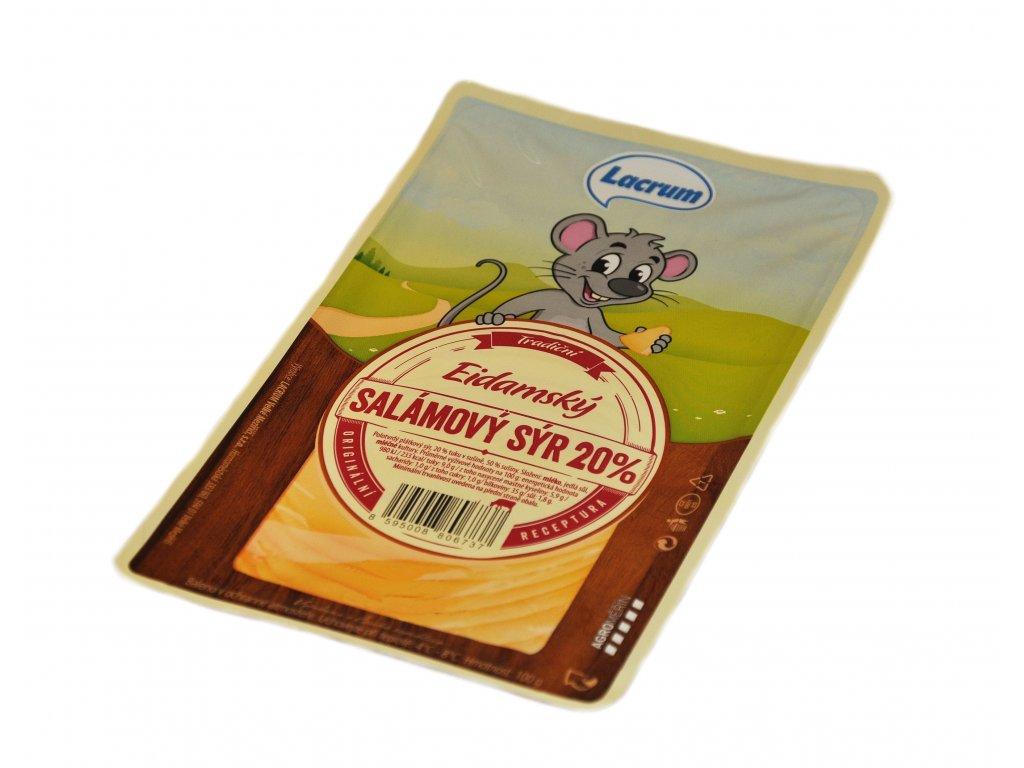 Sýr plátkovaný 20
