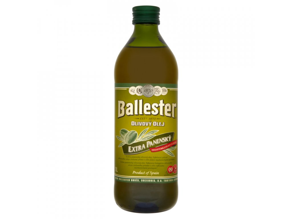 8413971000610 Ballester Extra panenský olivový olej 1l T1 300