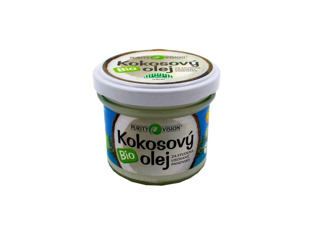 kokosovy olej panensky bio 100ml purity vision 01
