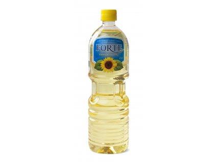 FORTE olej Slunecnicovy PET 1 L CZ JPG velky