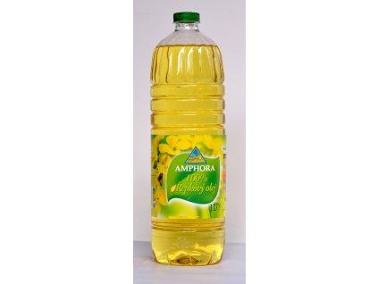 0000001 Amphora 100% Řepkový olej 15x1L Petr