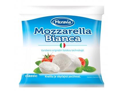 01 Mozzarella Bianka clasic 100 g