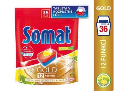 Somat Gold Lemon  36 tablet