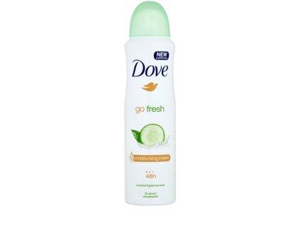 dove go fresh fresh touch deodorant antiperspirant ve spreji 48h 24
