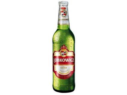 VÝPRODEJ / Lobkowicz Premium pivo světlý ležák 0,5 l