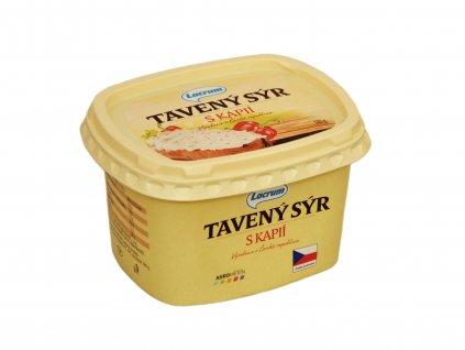 Tavený sýr s kapií 180g
