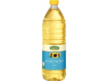 slunecnicovy olej gustona 170 340