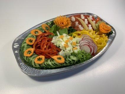 Rybena Zeleninová mísa z čerstvé zeleniny