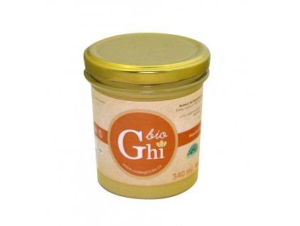 Ghí přepuštěné máslo BIO 340ml