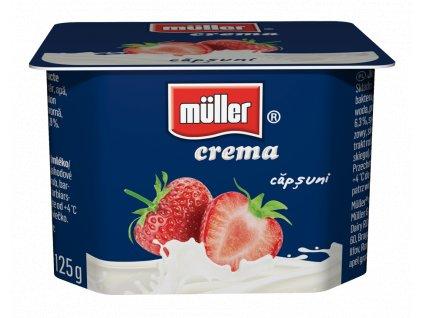 Crema strawberry 125g