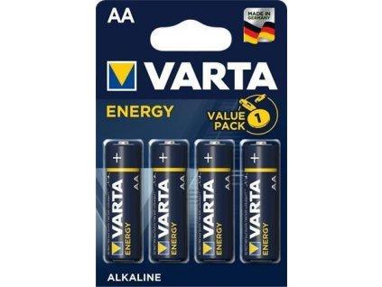 varta baterie energy aa 1 5v lr6 4 ks