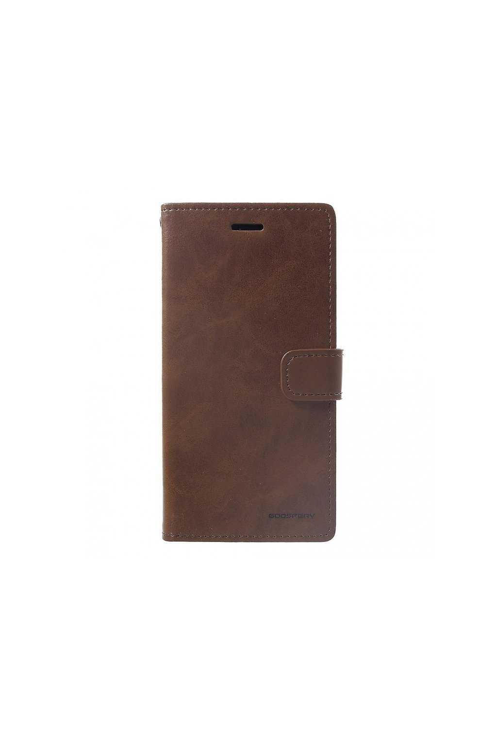 17093 pouzdro kryt pro iphone xr mercury bluemoon diary brown