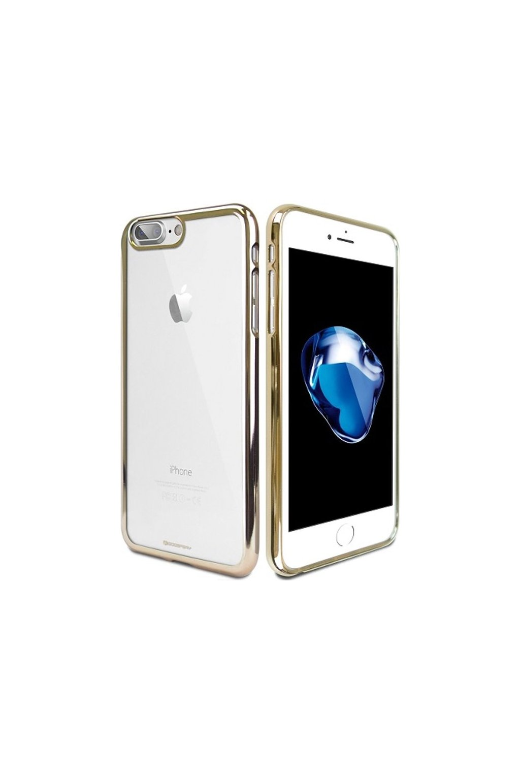 2054 mercury ring 2 silicone kryt iphone 7 8 plus gold