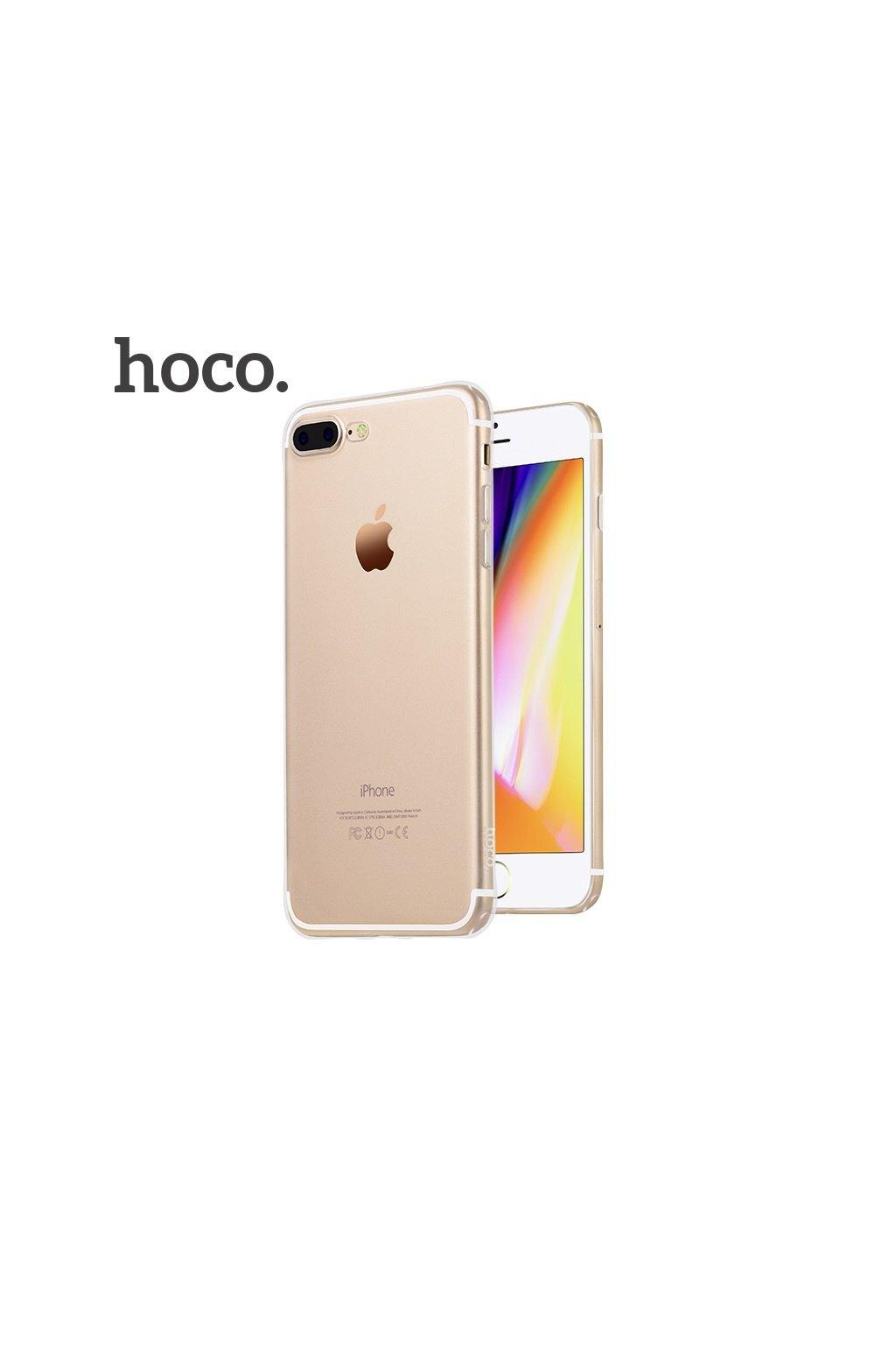 2063 hoco transparent zadni kryt iphone 7 8 plus ciry