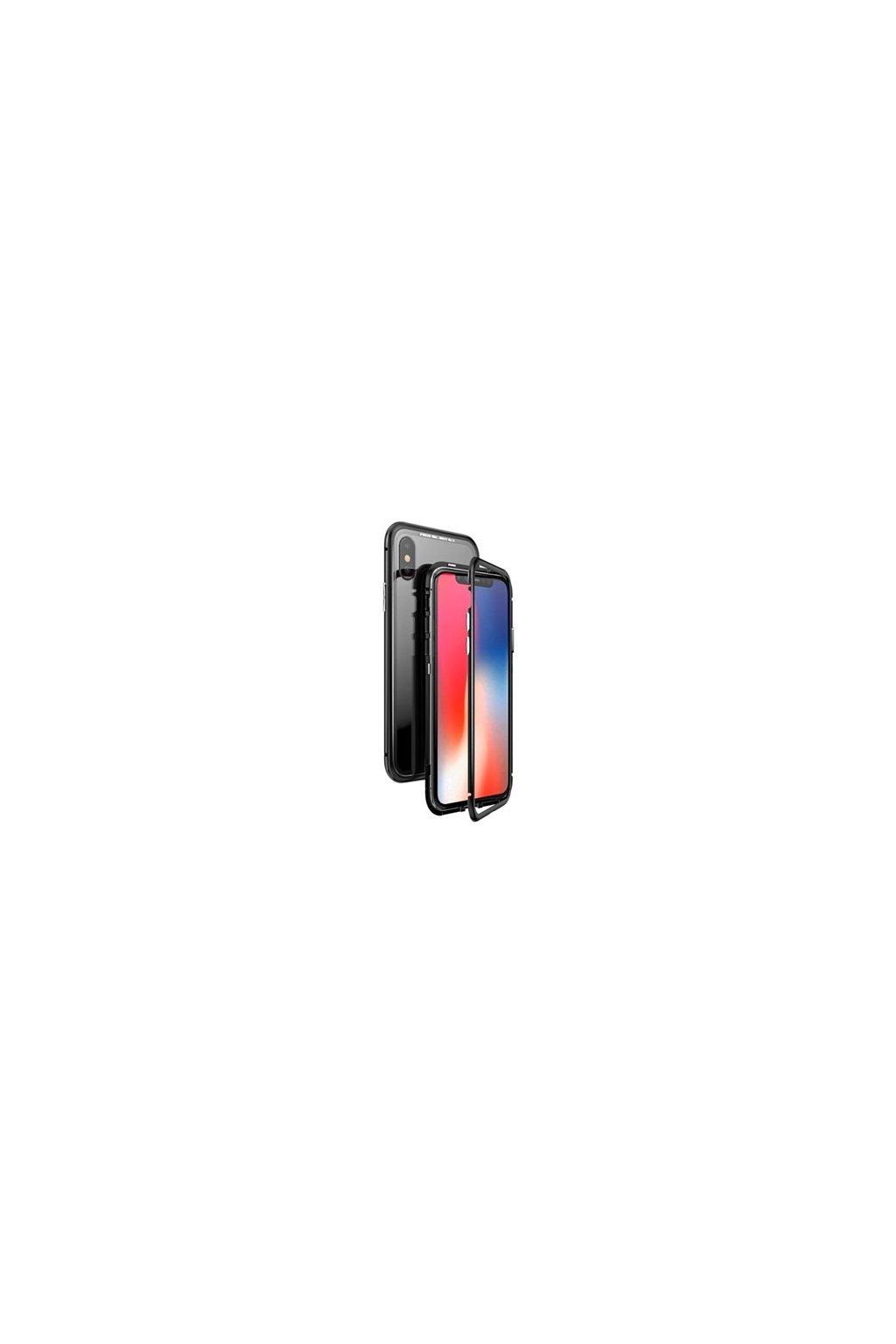 2153 luphie magneto hard case iphone x xs black