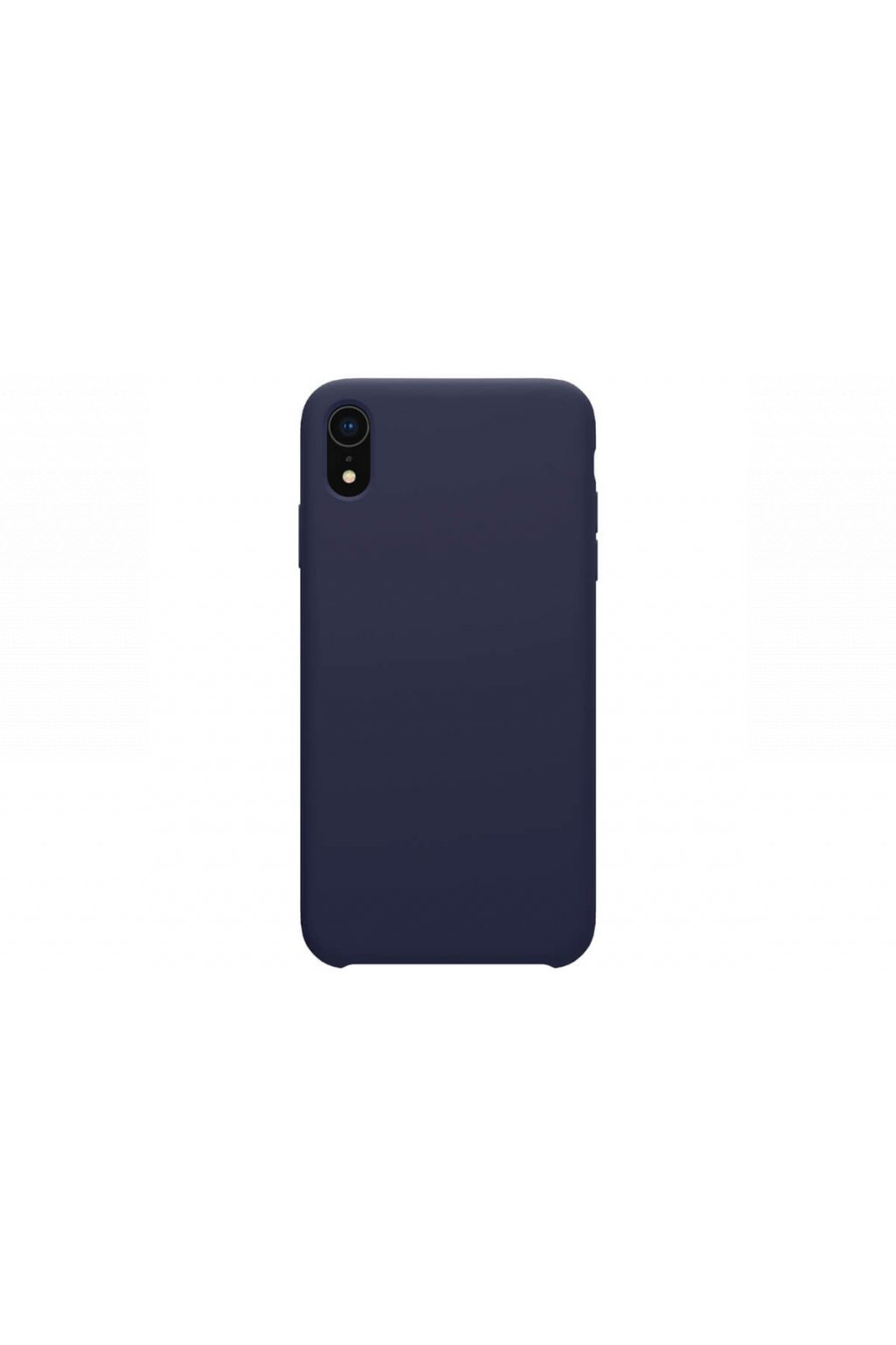 2189 silikonovy kryt pro iphone xr modry