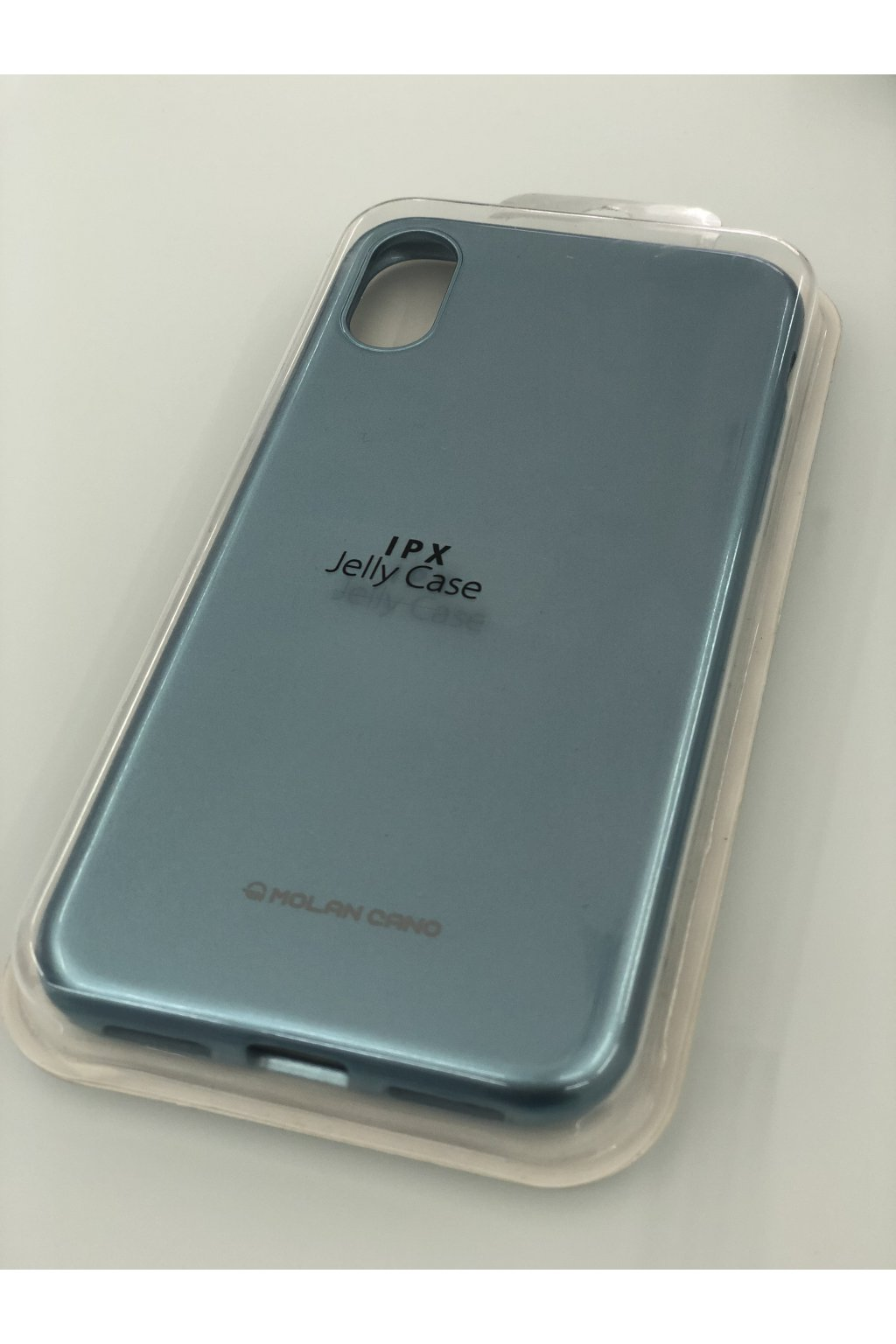 2240 molan cano jelly case pro iphone x xs sky blue