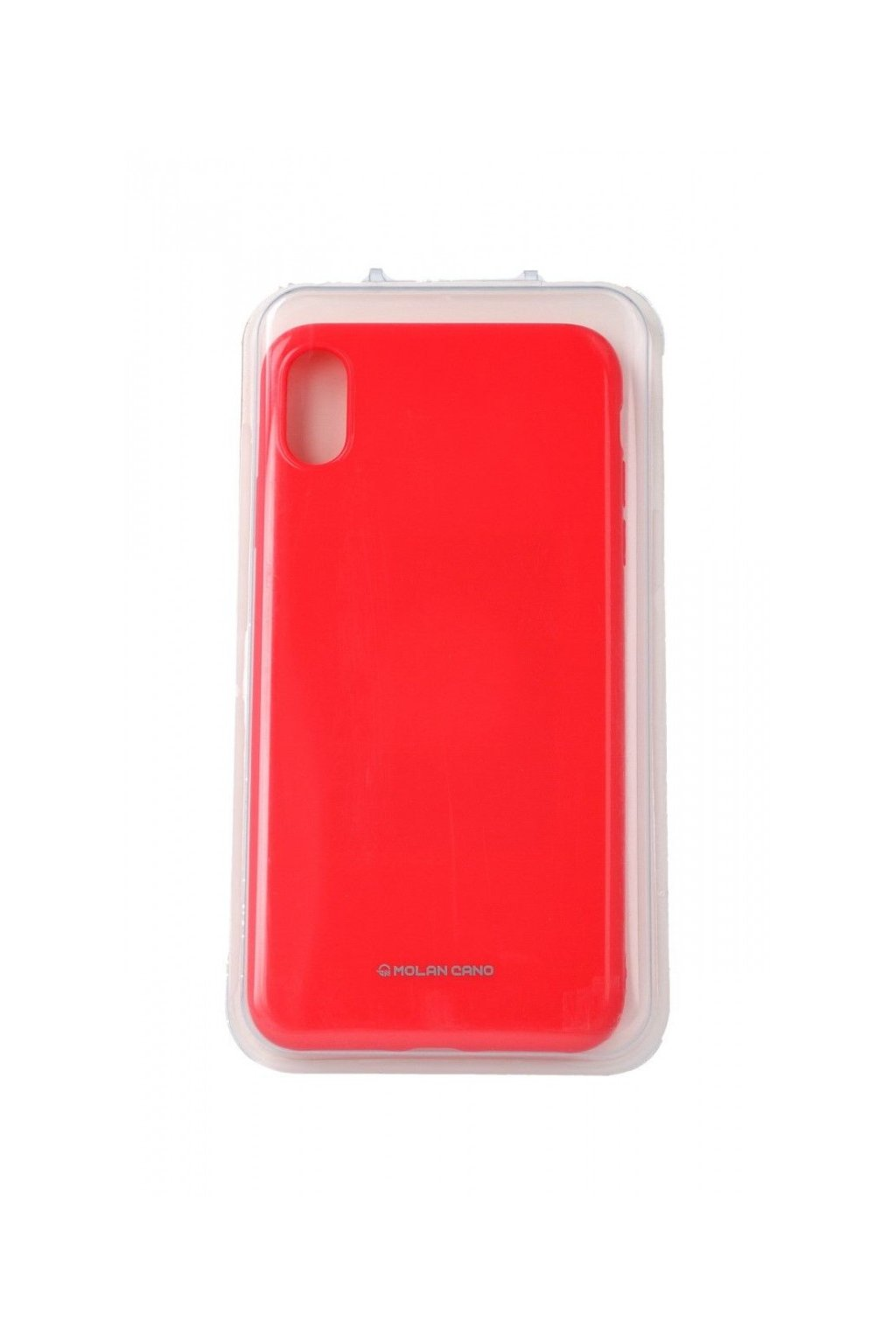 2243 molan cano jelly case pro iphone x xs hot pink
