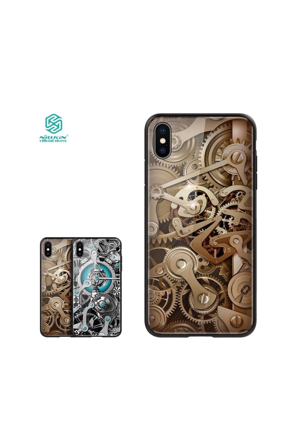 2360 nillkin designovy kryt pro iphone xs max