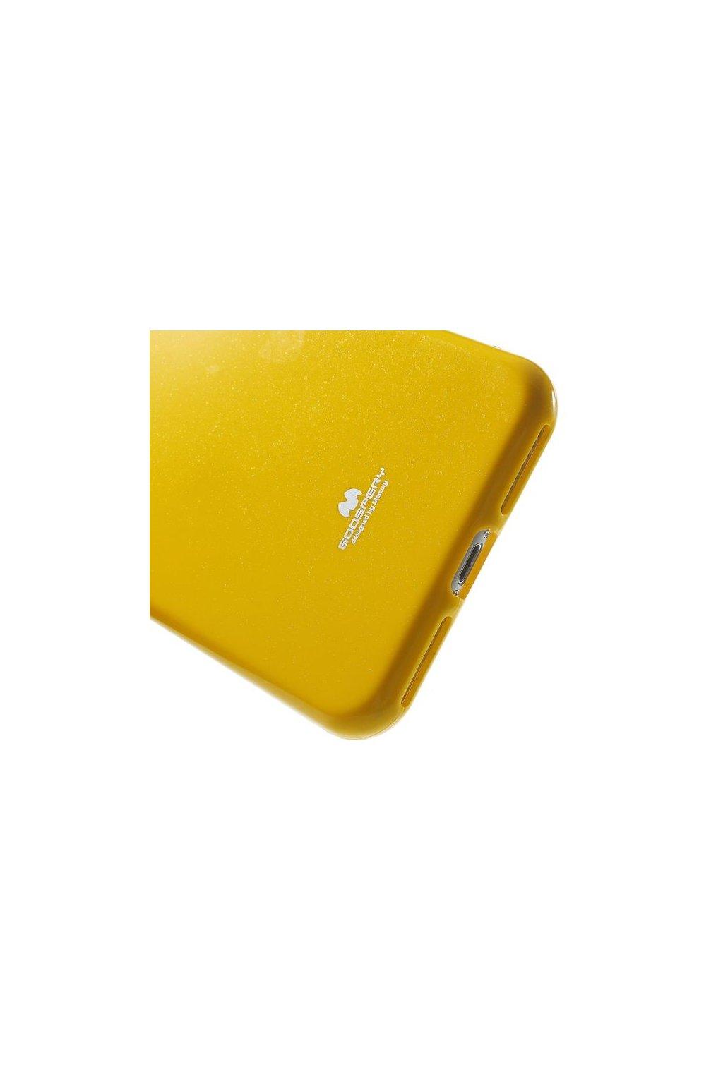 2525 goospery jelly case pro iphone 6 6s yellow