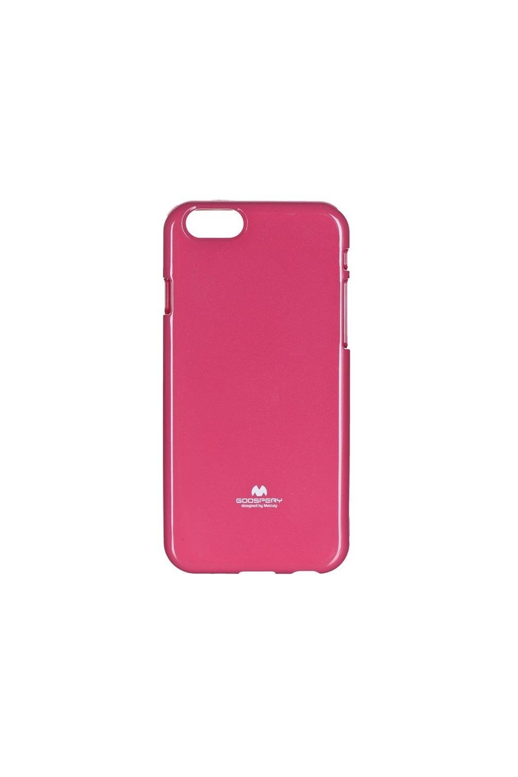 2528 goospery jelly case pro iphone 6 6s hot pink