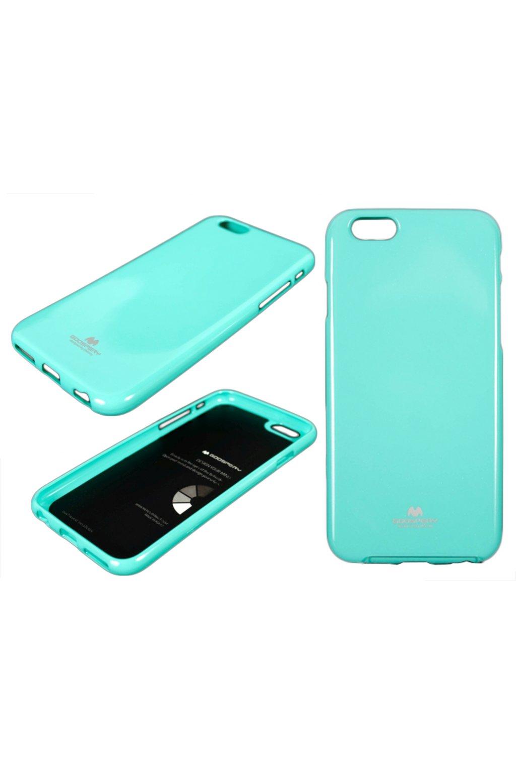 2537 goospery jelly case pro iphone 6 6s mint