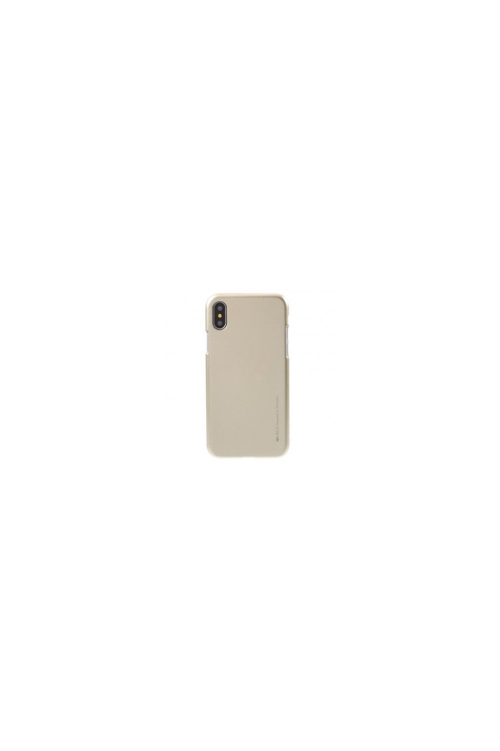 2549 ijelly case pro iphone x xs matte gold