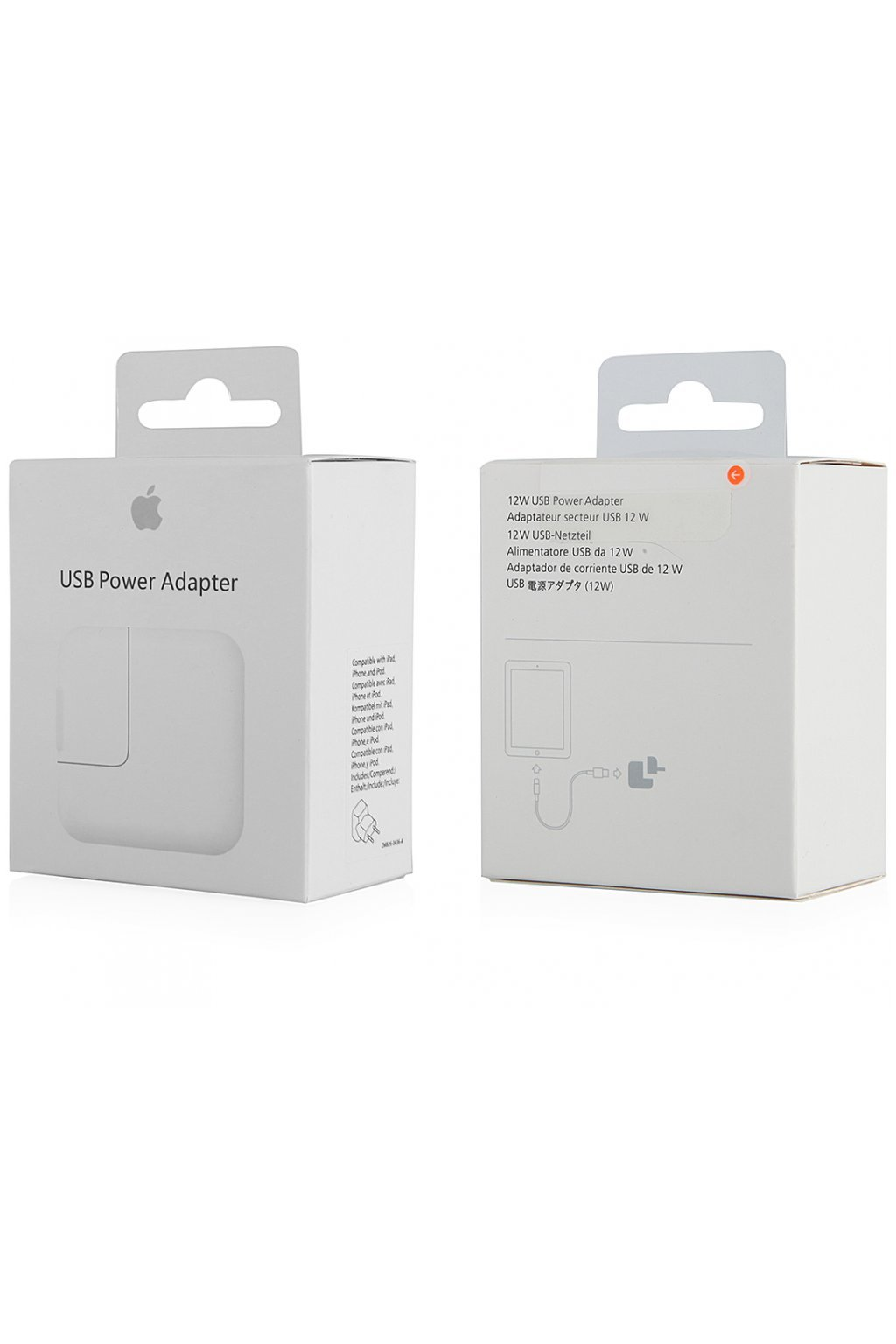 2915 apple adapter 12w md836zm a original