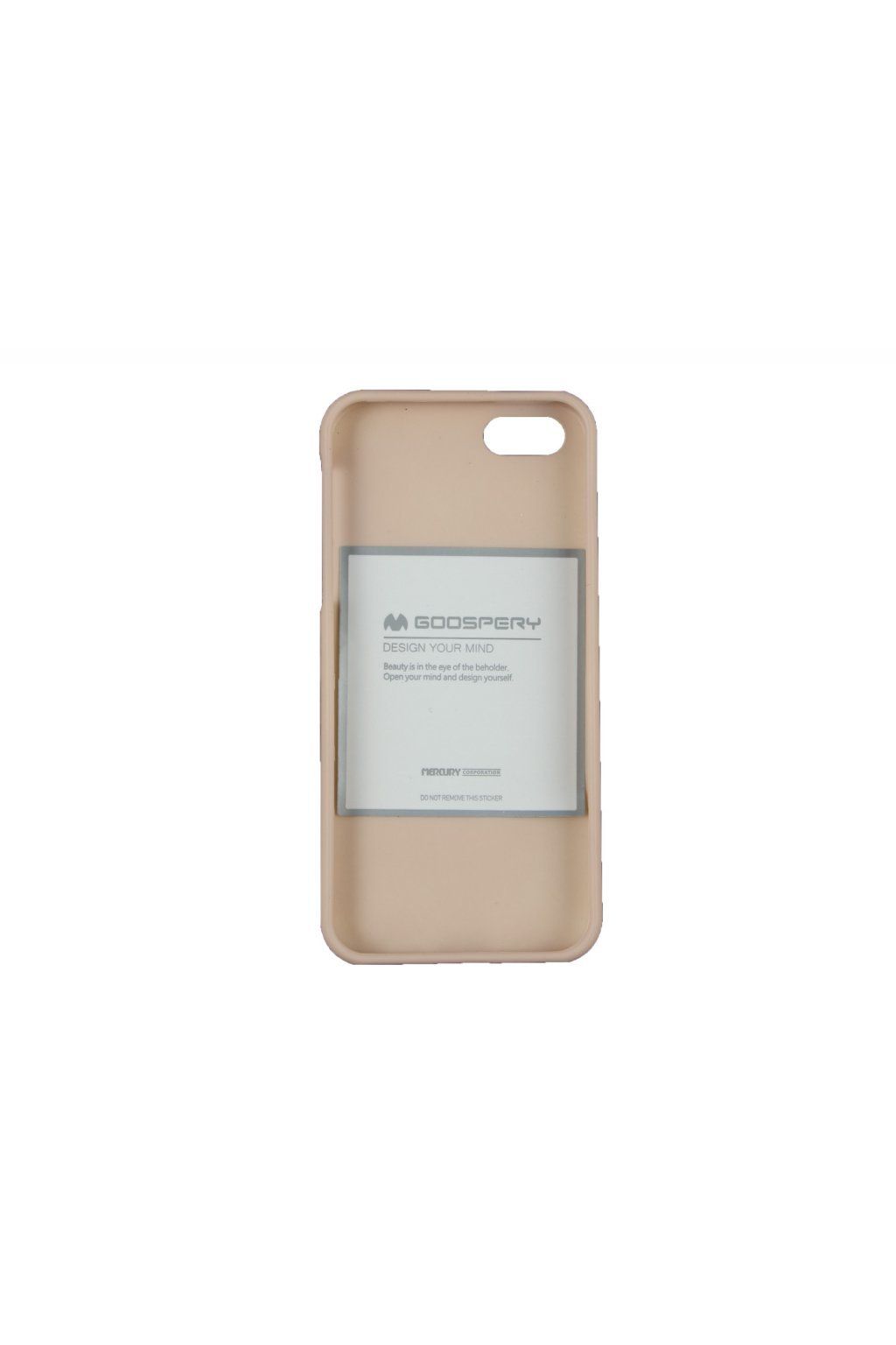 2921 mercury siliconovy kryt iphone 5s se stone