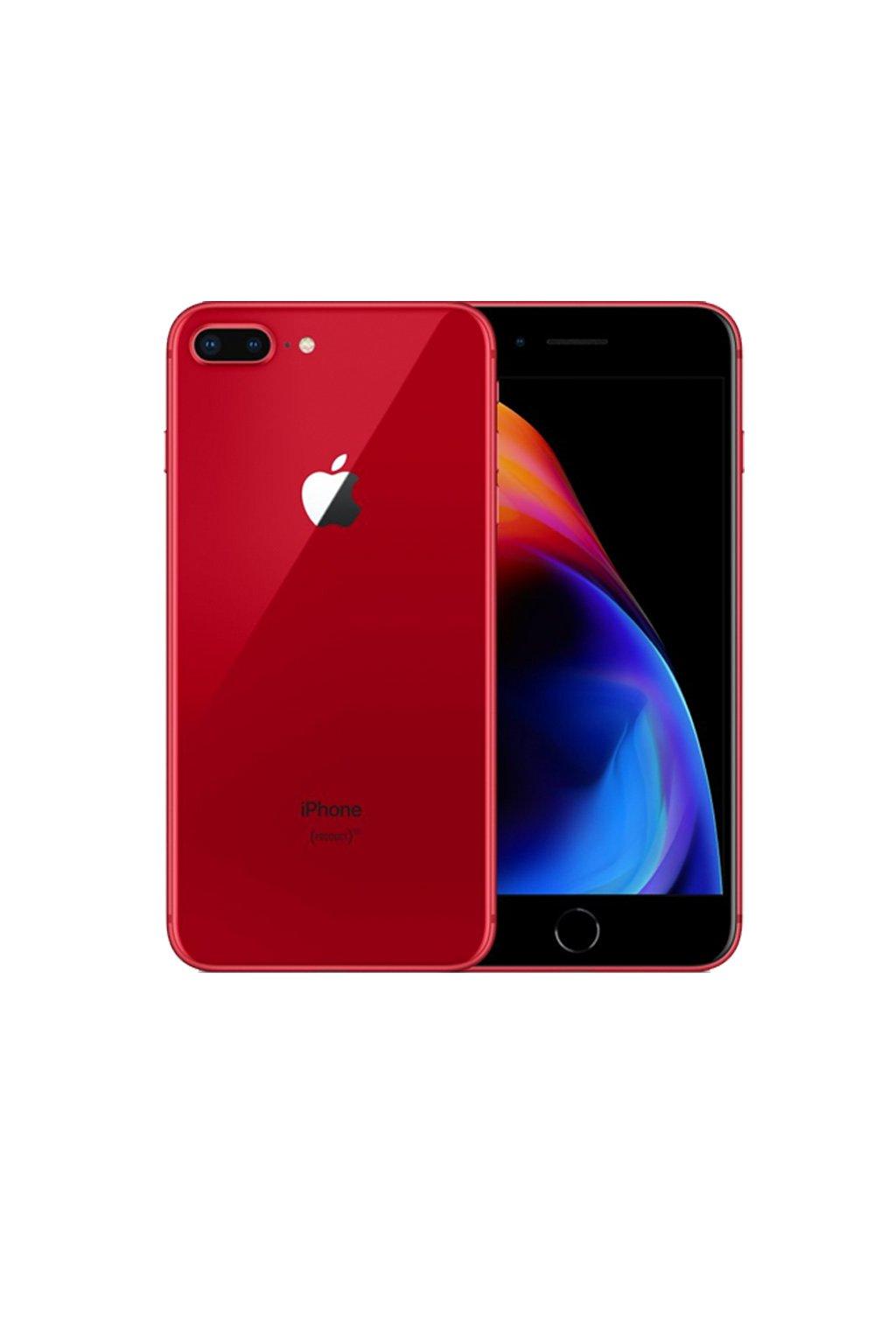8plus red