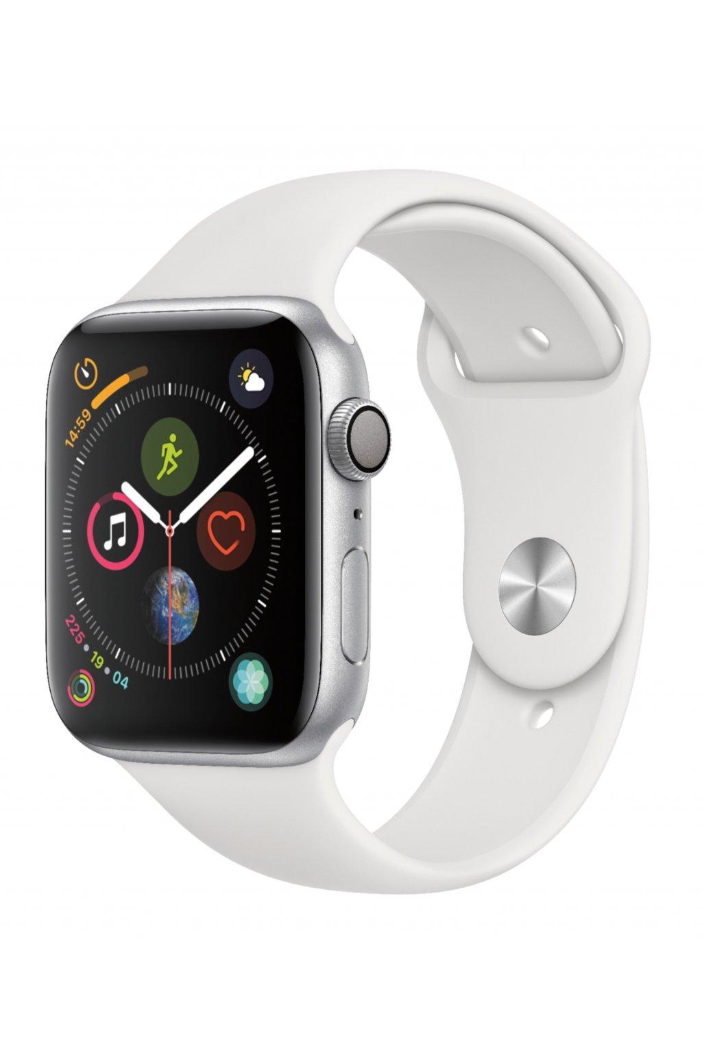 watch 4 silver