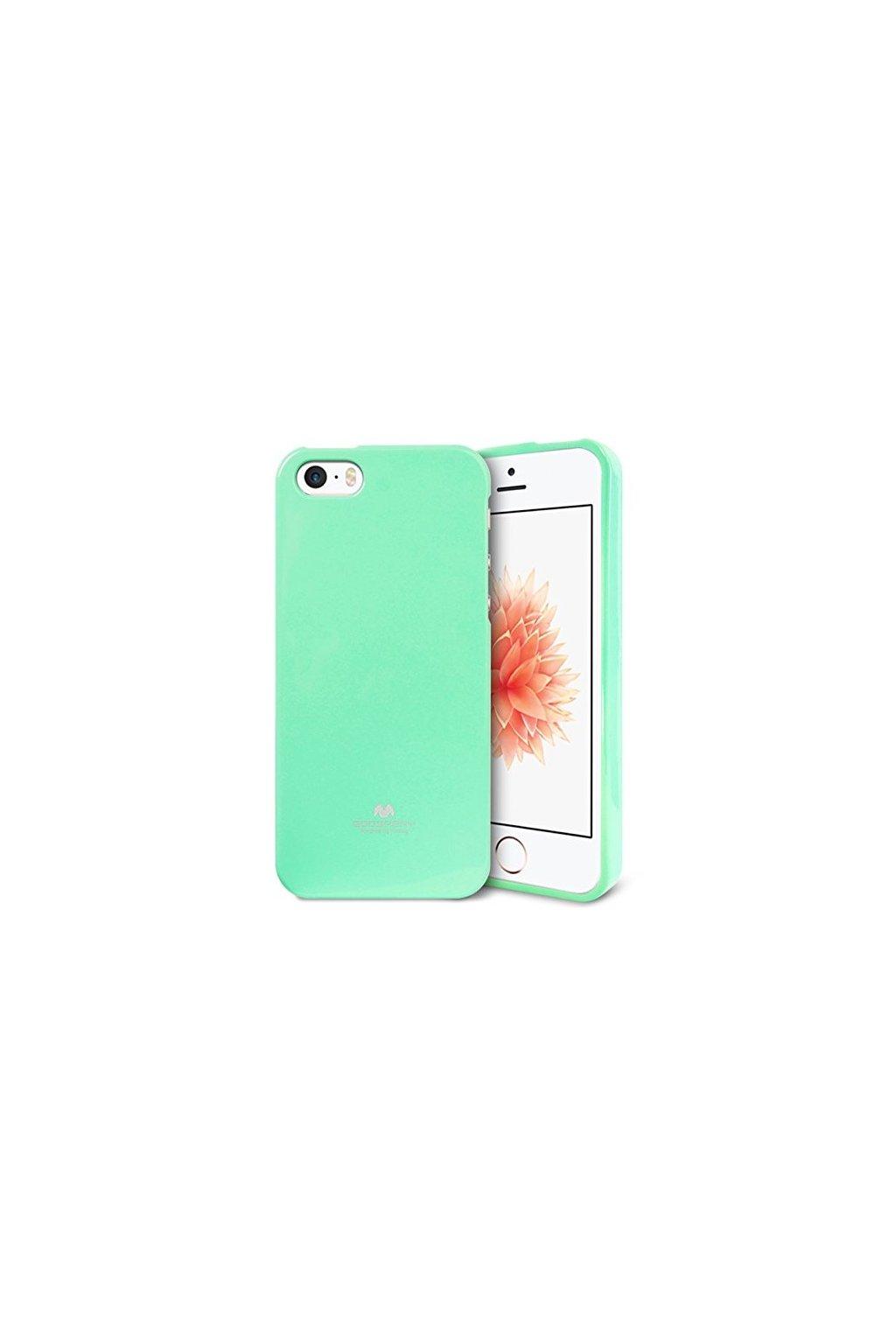 1691 mercury siliconovy kryt iphone 5s se mint