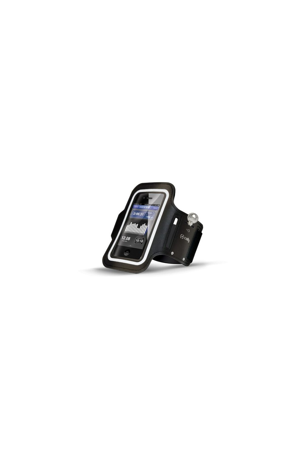 1706 celly sportovni univerzalni pouzdro iphone 5s se 6 6s 7 7 black
