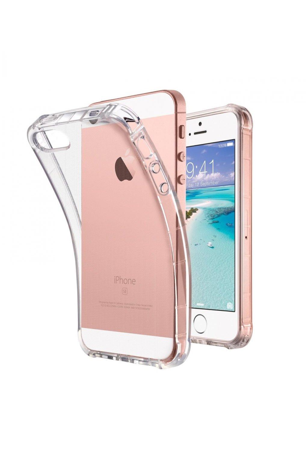 1718 mercury transparent silicone kryt iphone 5s se ciry