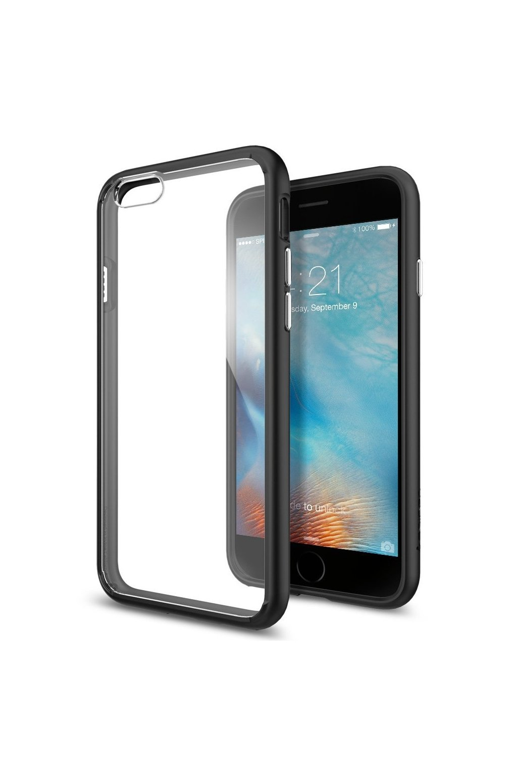 1757 spigen ultra hybrid kryt iphone 6 6s