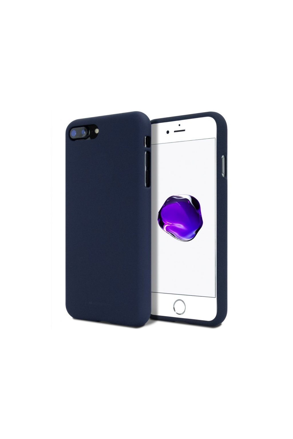 1793 ochrany kryt pro iphone 6 6s plus mercury soft feeling midnight blue