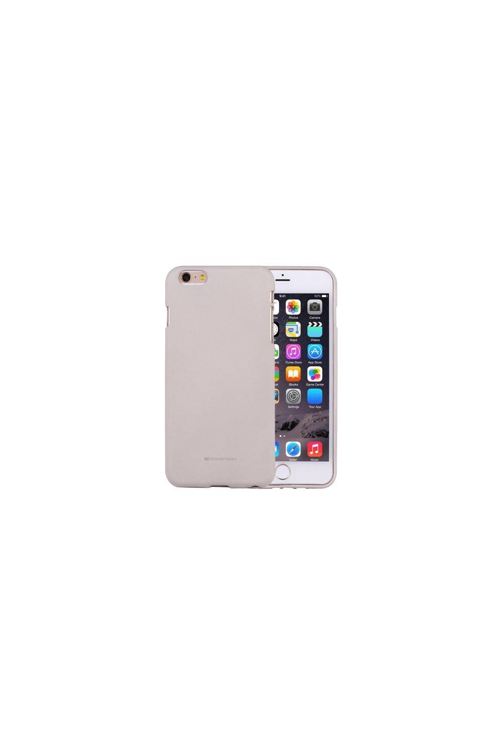 1808 mercury ochrany kryt pro iphone 6 6s mercury soft feeling stone