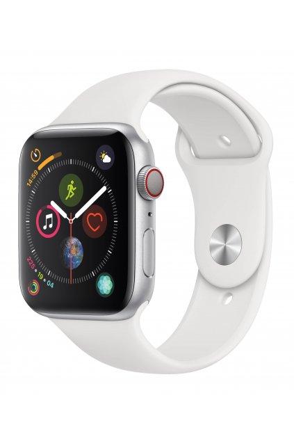 watch 4 silver lte